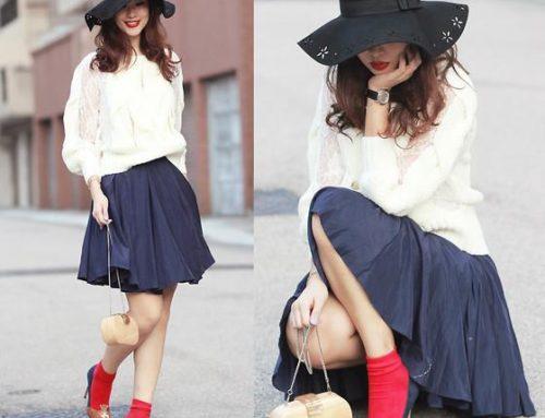 4 bí quyết giúp bạn mặc chân váy đẹp trong mọi hoàn cảnh
